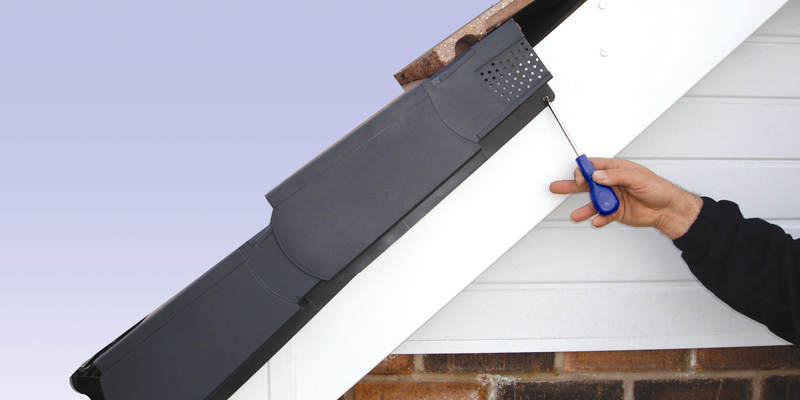 Dry Verge Ridge Absolute Roofing Hull